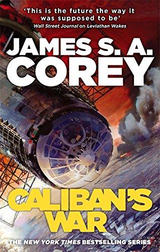 The Expanse 02. Caliban's War