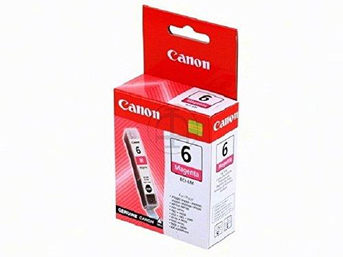 Canon BCI-6 M Original Tintenpatrone, 15ml magenta