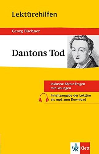 Klett Lektürehilfen Dantons Tod: für Oberstufe und Abitur
