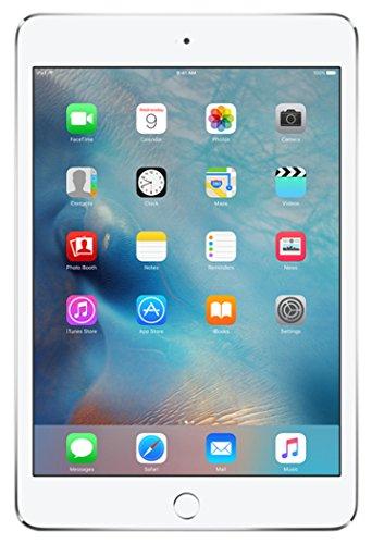 Apple iPad mini 4 20,1 cm (7,9 Zoll) Tablet PC (WiFi, 128GB Speicher) silber