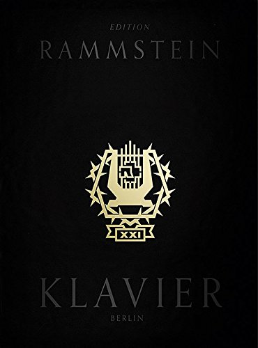 Rammstein: XXI Notenbuch Klavier - inkl. CD