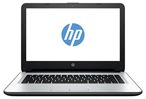HP 14-ac101ng 35,6 cm (14 Zoll HD) Notebook (Intel Celeron N3050, 2 GB RAM, 32 GB eMMC, Win 10) weiß