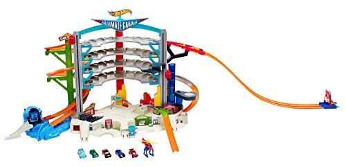 Mattel Hot Wheels CMP80 - Megacity Parkgarage