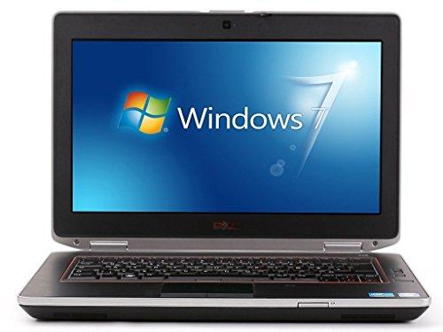Dell Latitude E6320 i5-2520M 2.5GHz/ 4096/ 250/ 33,8cm 13.3'/ DVD/ DE/ WLAN/ BT/ WINDOWS 7 (Zertifiziert und Generalüberholt)