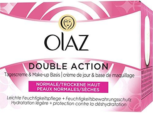 Olaz Essentials Double Action Schützende Tagescreme, 50ml