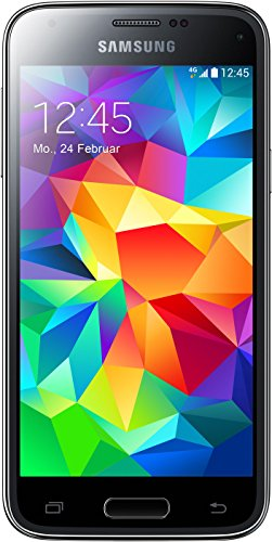 Samsung Galaxy S5 mini Smartphone (4,5 Zoll (11,4 cm) Touch-Display 16 GB Speicher, Android 4.4) schwarz