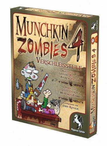 Munchkin Zombies 4: Verschleißteile