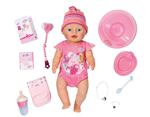 Zapf Creation 822005 - Baby born Interactive