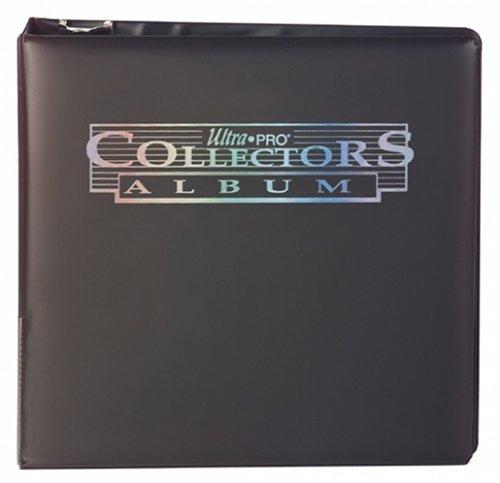 Ultra Pro 81406 - Album Card Collector, schwarz (RPJM8-2)