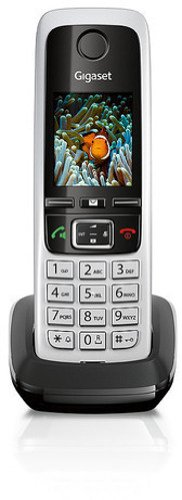 Gigaset C430H, Dect-Schnurlostelefon (zusätzliches Mobilteil) schwarz