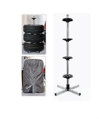 Felgenständer mit Reifenschutzhülle, bis 225 mm Reifenbreite