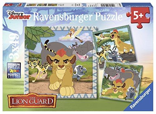 Ravensburger Kinderpuzzle 09348 König der Löwen Lion Guard