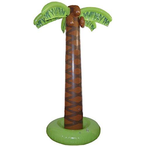 Palme etwa 180cm aufblasbar, One Size