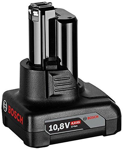 Bosch Professional GBA 10,8 V Ersatz-Akku mit 4,0 Ah Akkukapazität