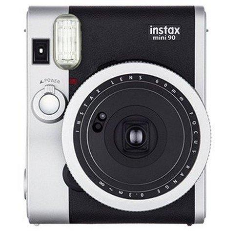 Fujifilm Instax Mini 90 Neo Classic Kamera schwarz