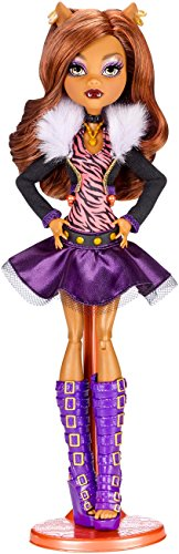 Mattel Monster High CFC62 - Original Kollektion Clawdeen Puppe