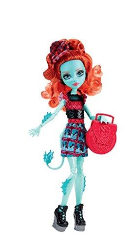 Mattel Monster High CDC36 - Schüler-Graustausch Lorna McNessie Puppe