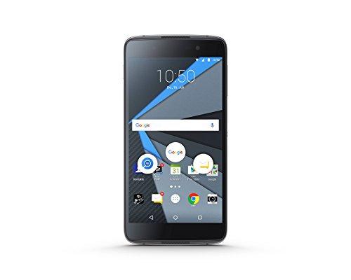 BlackBerry DTEK50 Smartphone (5,2 Zoll (13,2 cm) Touch-Display, 16GB interner Speicher, Android 6.0) schwarz - das weltweit sicherste Android Smartphone