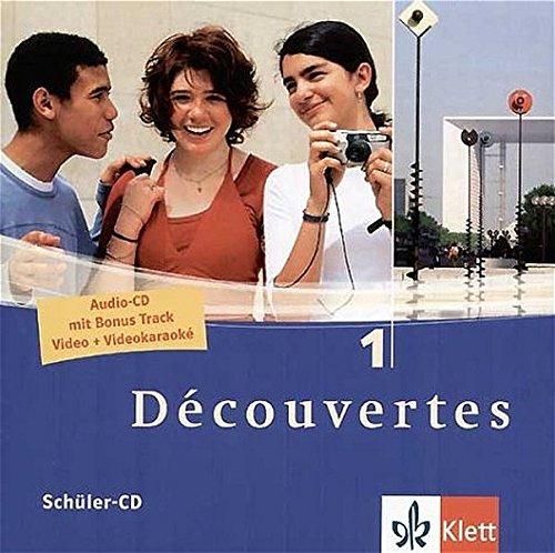 Découvertes / Schüler-CD - Band 1