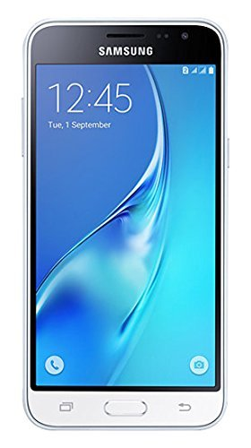Samsung Galaxy J3 (2016) DUOS Smartphone (5,0 Zoll (12,63 cm Touch-Display, 8 GB Speicher, Android 5.1) weiß
