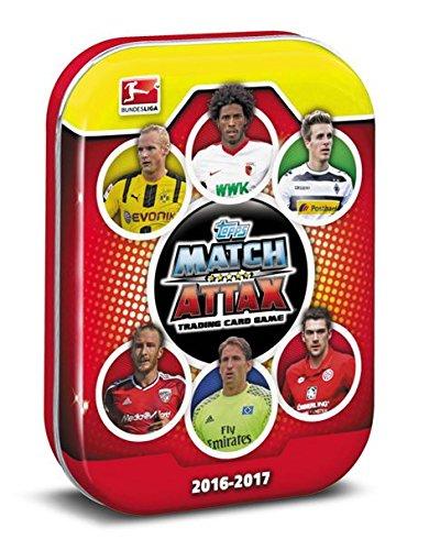 Match Attax Mini-Tin 2016/2017