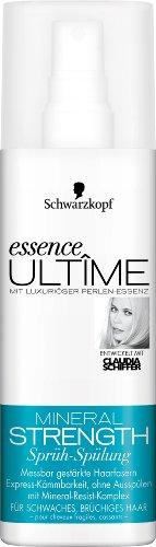 essence ULTÎME Mineral Strength Sprüh-Spülung, 3er Pack (3 x 200 ml)