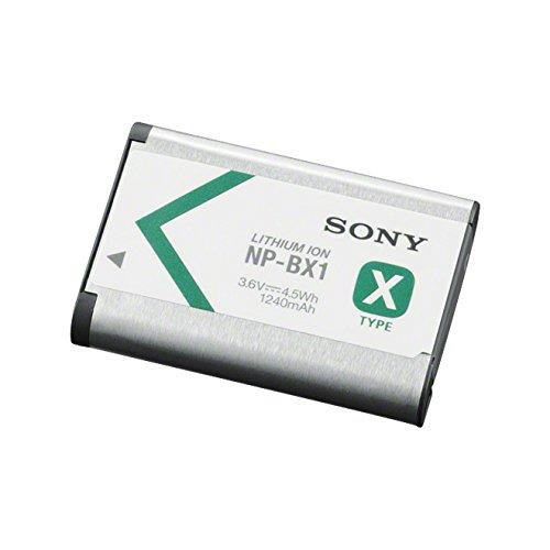 Sony NP-BX1 Li-Ion Akku (Typ X, 3,6V, 1240mAh) für Cyber-shot