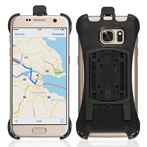 Wicked Chili Halteschale für Samsung Galaxy S7 (G930F) für KFZ Scheibenhalterung oder Fahrrad Halterung etc. (passgenau, Made in Germany)