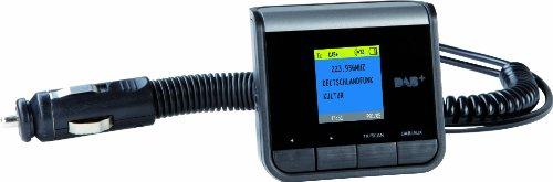 Imperial DABMAN 60 Digitalradio für Auto inkl. FM-Transmitter (DAB+/DAB) schwarz