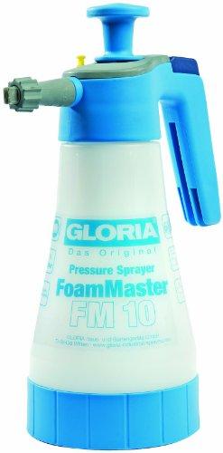 Gloria Drucksprüher Schaumsprühgerät 1 L FoamMaster FM10, weiß