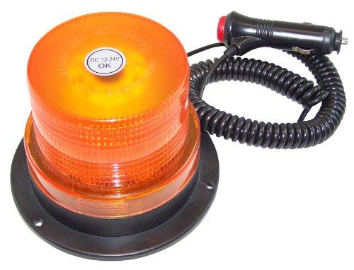 Berger + Schröter 20200 60 er LED Rundumkennleuchte Magnetmontage, 12/24V