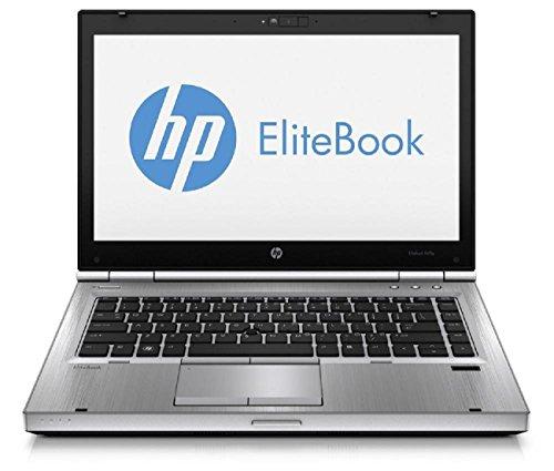 HP EliteBook 2560P 31,8 cm (12,5 Zoll) Notebook (Intel Core i5 2540M, 2,6GHz, 4GB RAM, 320GB HDD, Intel HD, Windows 7 Pro) (Zertifiziert und Generalüberholt)