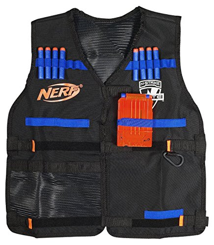 Hasbro Nerf A0250148 - N-Strike Elite Battle Weste, Nerf Zubehör
