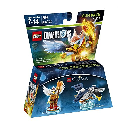 LEGO Dimensions - Fun Pack - Eris