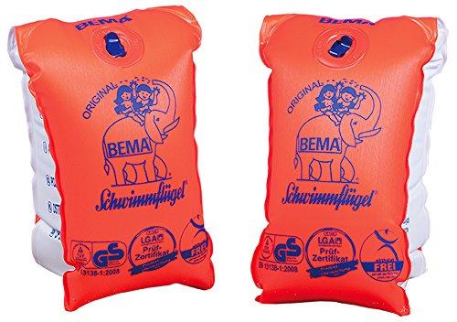 Bema 18000 - Happy People, Schwimmflügel Größe 00, orange