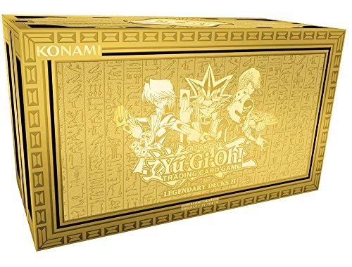 Yu-Gi-Oh 116687520001 - Trading Card Game, Yugis Legendary Decks II