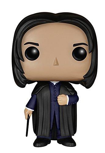 Funko - Figurine Harry Potter - Severus Rogue / Snape Pop 10cm - 0849803058623