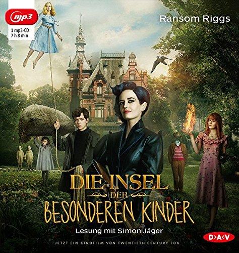 Die Insel der besonderen Kinder: Lesung mit Simon Jäger (1 mp3-CD)
