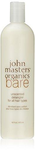 John Masters Organics bare unscented detangler for all hair types, Spülung, 473 ml