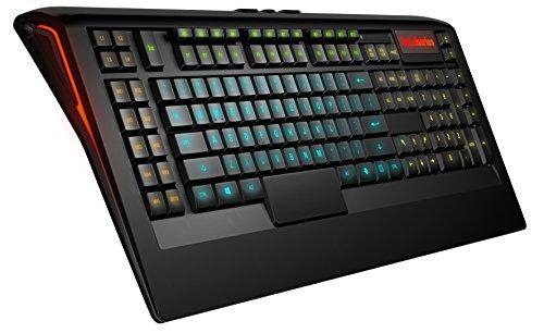 SteelSeries Apex 350 Gaming Tastatur (deutsches Tastaturlayout, QWERTZ) schwarz