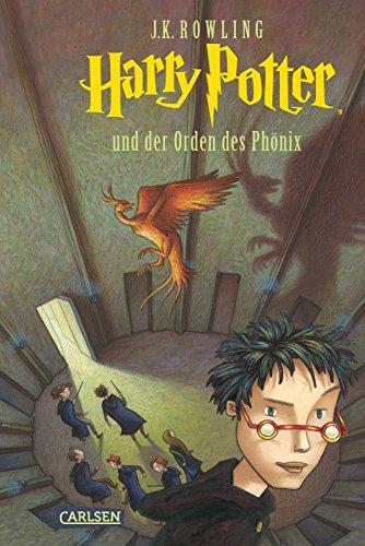 Harry Potter und der Orden des Phönix (Band 5)