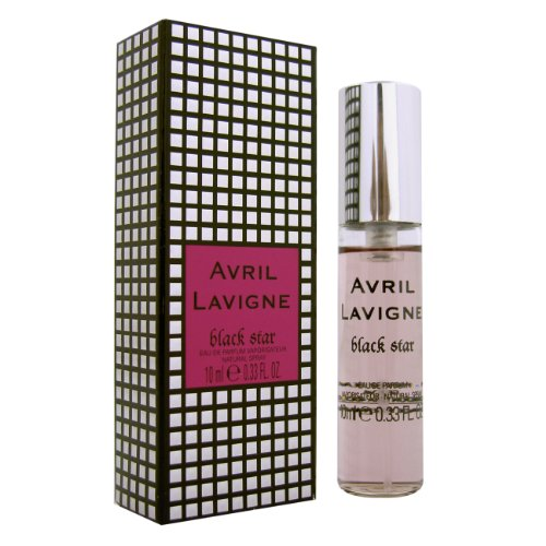 Avril Lavigne Black Star Women EDP Spray 10ml, 1er Pack (1 x 10 ml)