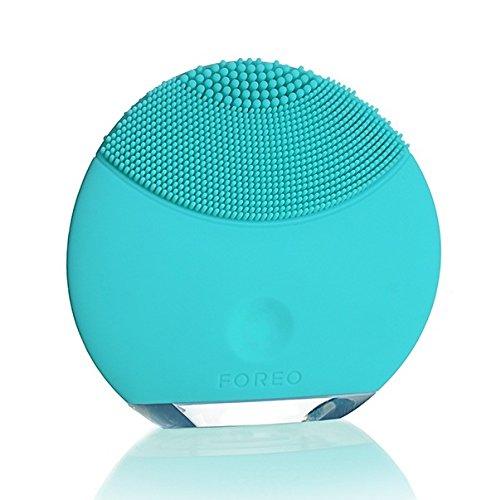 FOREO LUNA mini Gesichtsreinigungsbürste (Turquoise Blue)