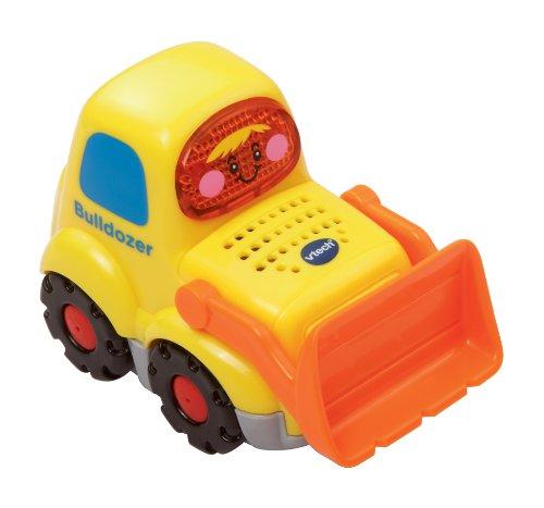 VTech 80-151804 - Tut Tut Baby Flitzer - Bulldozer
