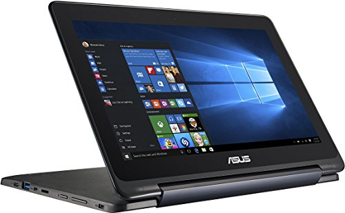 Asus Flipbook TP200SA 29,5 cm (11,6 Zoll) Convertible Tablet-PC (Intel Pentium N3700, 2GB RAM, 32GB eMMc, Intel HD Graphics, Win 10 Home) blau