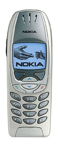 Nokia 6310i silver (GPRS, Bluetooth, HSCSD, WAP, Java) Handy