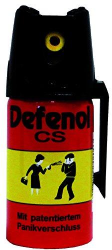 Ballistol Defenol CS Verteidigungssprays, 40 ml, 24200