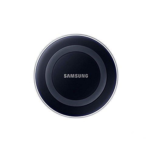 Samsung Induktive Ladestation Qi-Charger Kompatibel mit Samsung Galaxy S6/S6 Edge - Schwarz