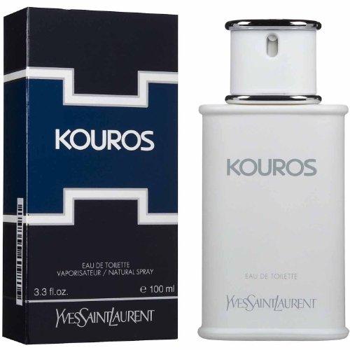 Yves Saint Laurent Kouros homme/men, Eau de Toilette, Vaporisateur/Spray, 100 ml
