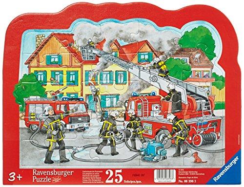 Ravensburger 06396 - Löscheinsatz der Feuerwehr